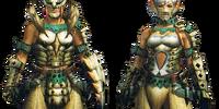 Barioth+ Armor (Gunner)