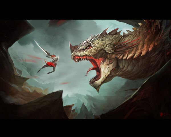 File:Wallpaper monsterhunter FH by frankhong.jpg