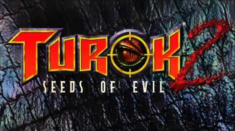 Turok 2- Seeds Of Evil - Golden Eye - Blind One Boss