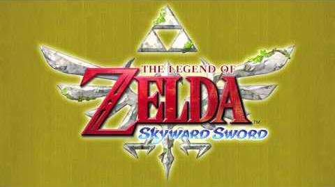Nayru's Wisdom - The Legend of Zelda Skyward Sword