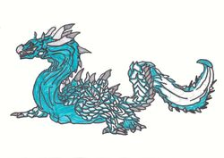 Unknown (Turquoise Leviathan) - by Ukanlos Sub