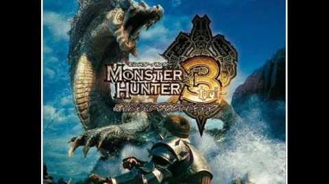 Monster Hunter 3 (tri-) OST - Main Theme Opening theme full version