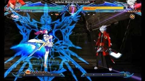 Blazblue Chrono Phantasma- Blue Sanction (FULL LENGTH HD)
