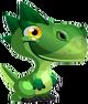 Dendrosaur-1B