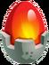 Pyrook-Egg