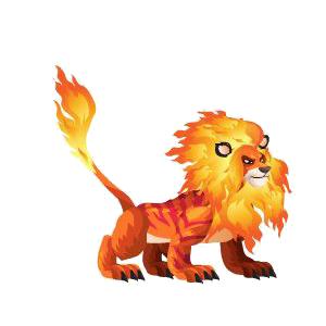 Fire lion 3