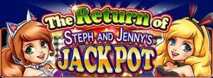 Steph and Jenny's Jackpot