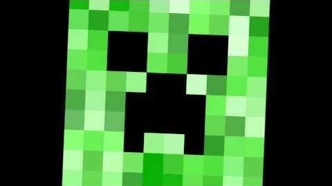 Minecraft Creeper sound effect