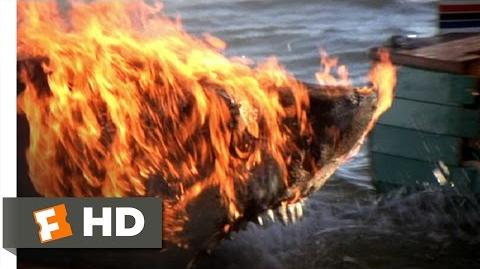 Jaws 2 (1 9) Movie CLIP - Water Ski Attack (1978) HD
