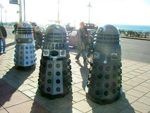 Pre Time war Daleks