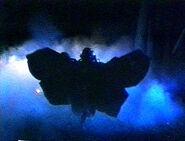 The mothman arrives