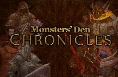 File:Monsters Den Chronicles logo.png