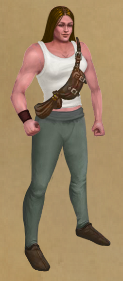 Scout-Chief's Supply Bandolier