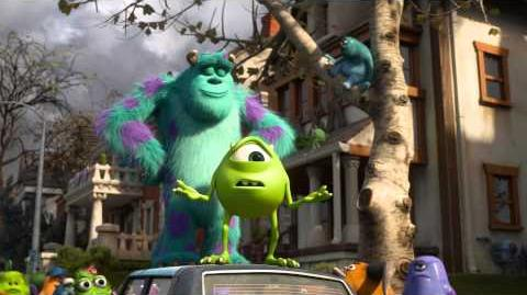 "Monsters University ""Star Player"" Clip"