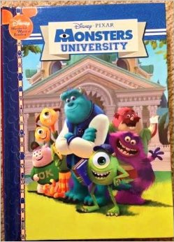 Monstersuniverstybook