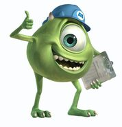MikeWazowski3 Monsters Inc