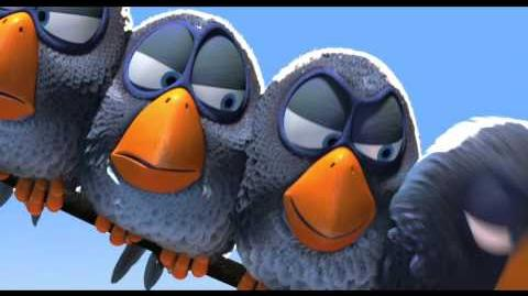 For The Birds Pixar Short