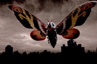 Final wars Mothra