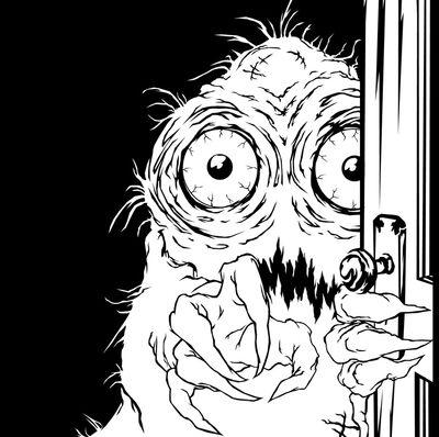 Enfield horror head morphy