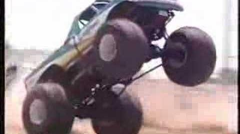 Wildfoot Wheelie Run - Lima, OH 1993