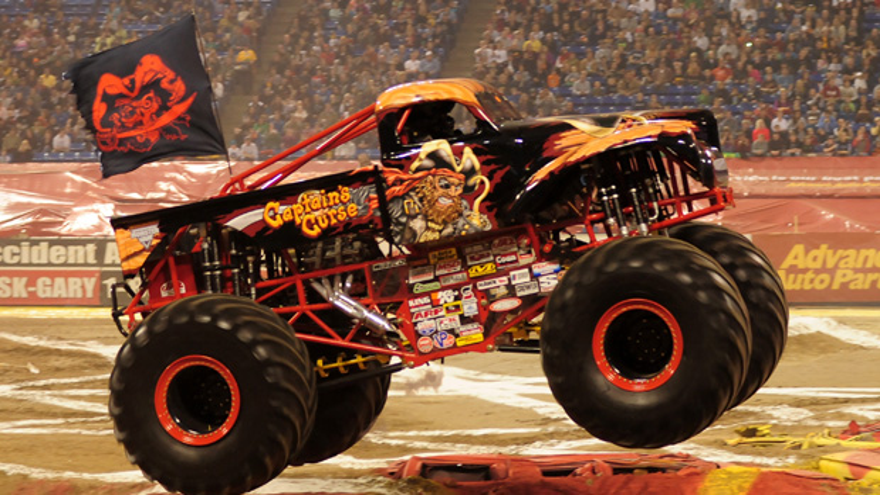 Captain's Curse | Monster Trucks Wiki | FANDOM powered by ...