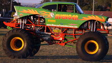 Monster truck stock 14 by aussiegal7