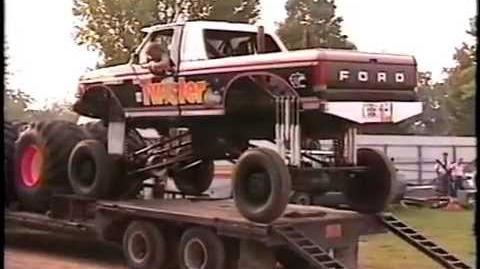 Secrets of Monster trucks HQ