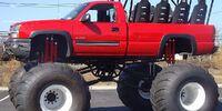 TNT Conversions Ride Truck