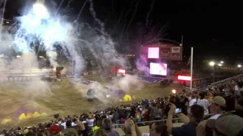 Doomsday Encore Monster Jam World Finals XV