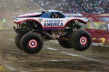 Hot-wheels-monster-truck-captain-america