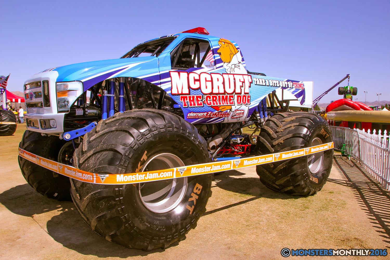 Mcgruff Monster Trucks Wiki Fandom Powered By Wikia