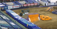 Razin Kane backflip fail