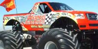 Advanced Auto Parts Metal Monster