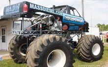 0909dp 03 z+2009 truck and tractor nationals+hushpower monster truck