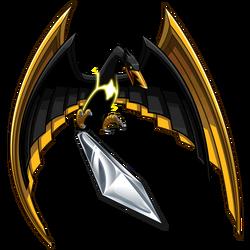 Char blackbullet