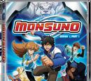 List of Monsuno DVDs