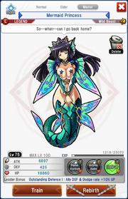 Mermaid Princess - Master
