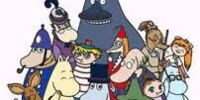 Characters in the Moomin series