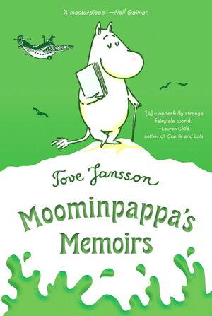 Moominpappa's memoirs us fsg