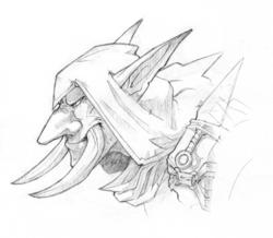 Kouharu's Gith sketch