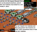 Life Support Module