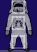 Spacesuit slots