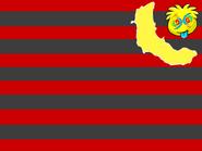 Moon Island Flag