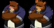 Juuichi's Trailer Differences