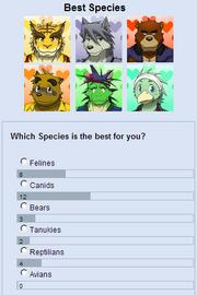 SpeciesPollResults