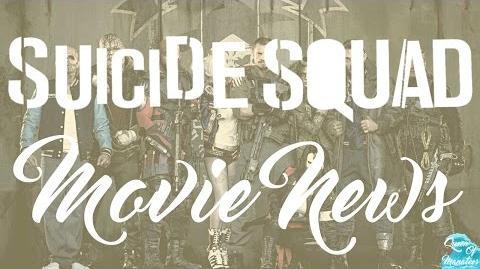Movie News Suicide Squad