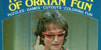 The Mork Book of Orkian Fun