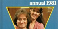 Mork & Mindy annual 1981