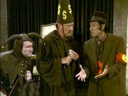 Mork and Mindy in Wonderland Robin Williams Tom Poston Robert Donner