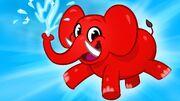 Bathtoy elephant